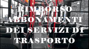 RIMBORSO ABBONAMENTI